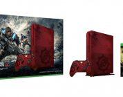 La Xbox One S se met aux couleurs de Gears of War 4
