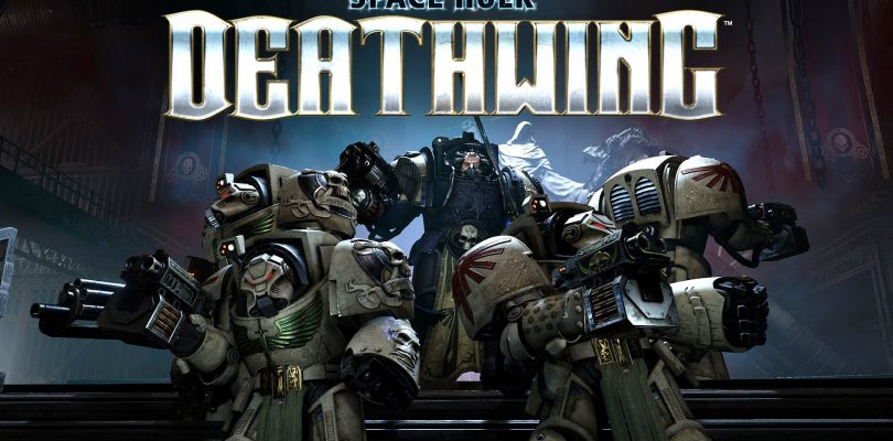 Space Hulk Deathwing : Dévoile son arsenal en bande annonce