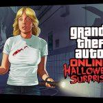 GTA online Halloween et système de triche