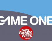 [PGW2016] Game One partenaire du salon