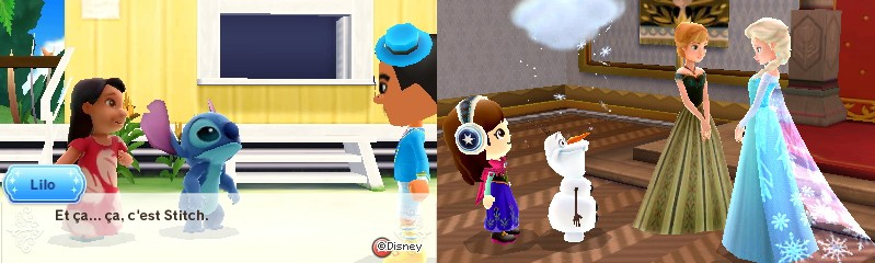 Test Disney Magical World 2