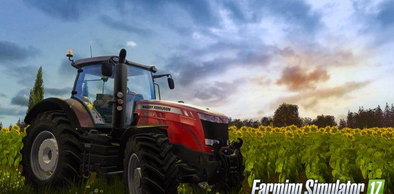 Farming Simulator 2017 : Le tracteur sort de révision et se met à jour sur Playstation 4 Pro