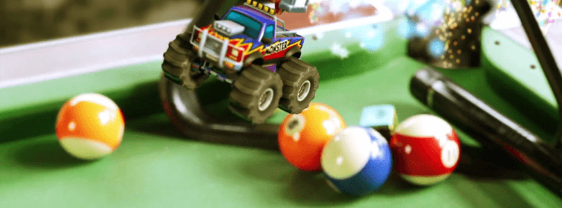 Micro Machines le retour sur consoles et PC !