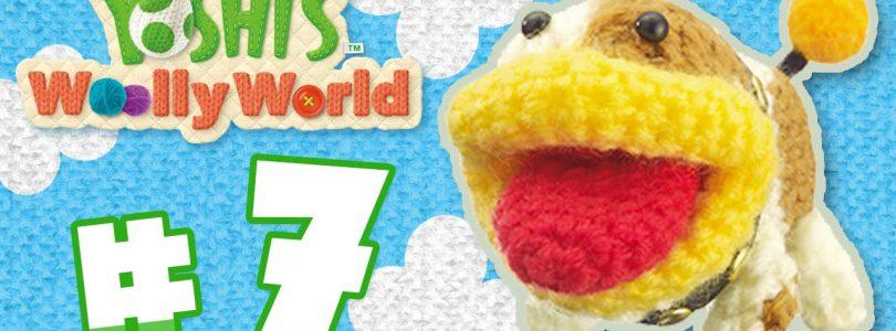[Avant-Première] On a joué à Poochy & Yoshi's Woolly World