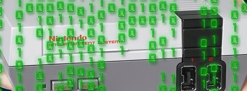 Un message caché pour les hackers à l'intérieur de la Mini Nes