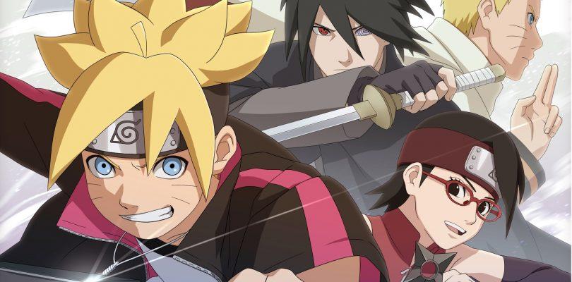 [Vidéo] Naruto Shippuden Ultimate Ninja Storm 4 Road to Boruto fait le plein d'infos