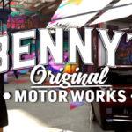 GTA Online : Une nouvelle voiture rejoint l'atelier de Benny !