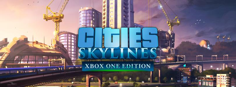 Les buildings de Cities Skylines arrive sur Xbox One