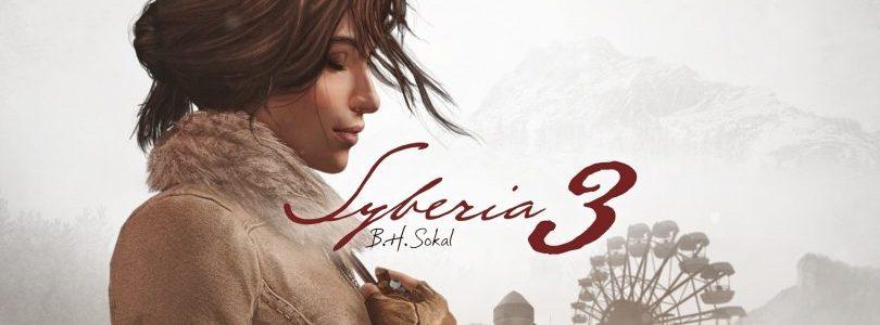 Syberia 3 : Une longue vidéo de gameplay pour le prochain jeu de Microids