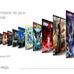 Le Xbox Game Pass, l'abonnement qui vous donne accès en illimité à plus de 100 jeux sur Xbox One