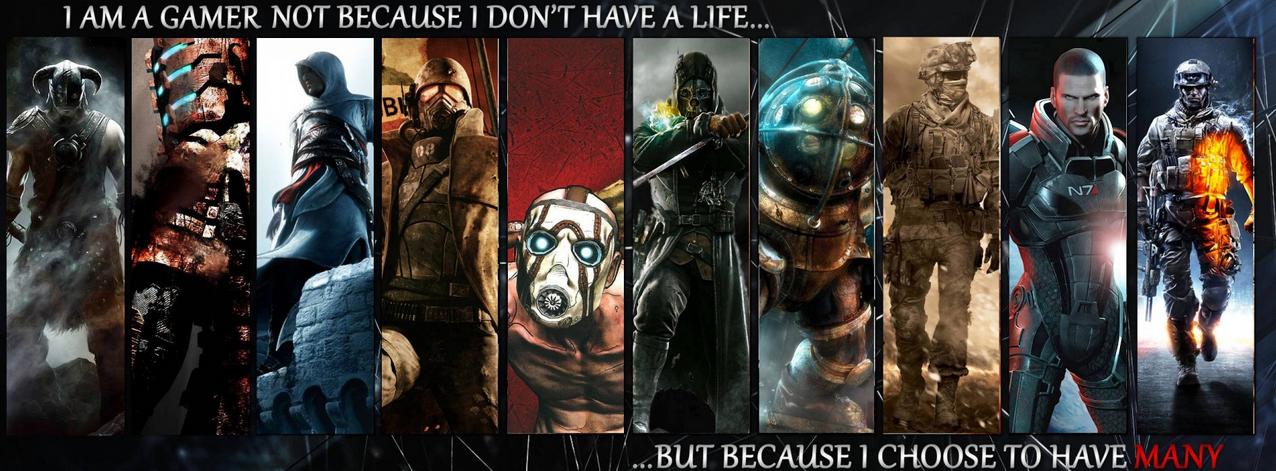 Pour les passionné(e)s de jeux vidéos