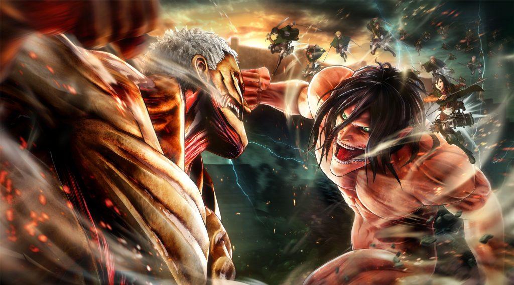 Attack On Titan 2 - La liste des plateformes a été dévoilée