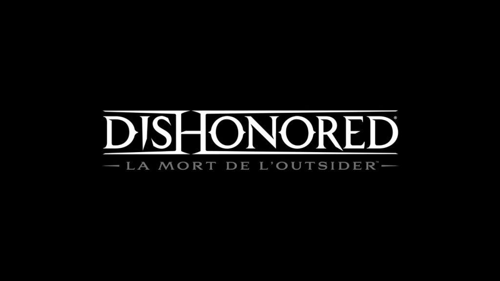 La mort de l'Outsider — Dishonored