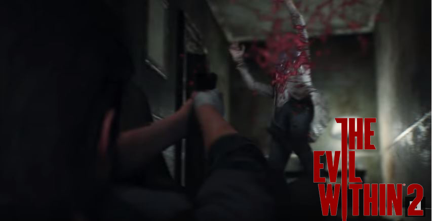 The Evil Within 2 - Un nouveau trailer orienté sur l'action
