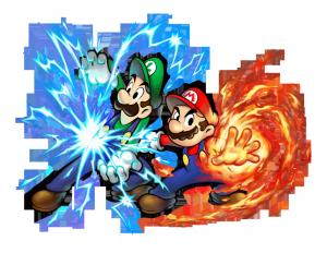 Mario & Luigi Super Star Saga + Les sbires de Bowser
