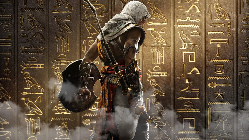 Un mode New Game + inédit en approche — Assassin's Creed Origins