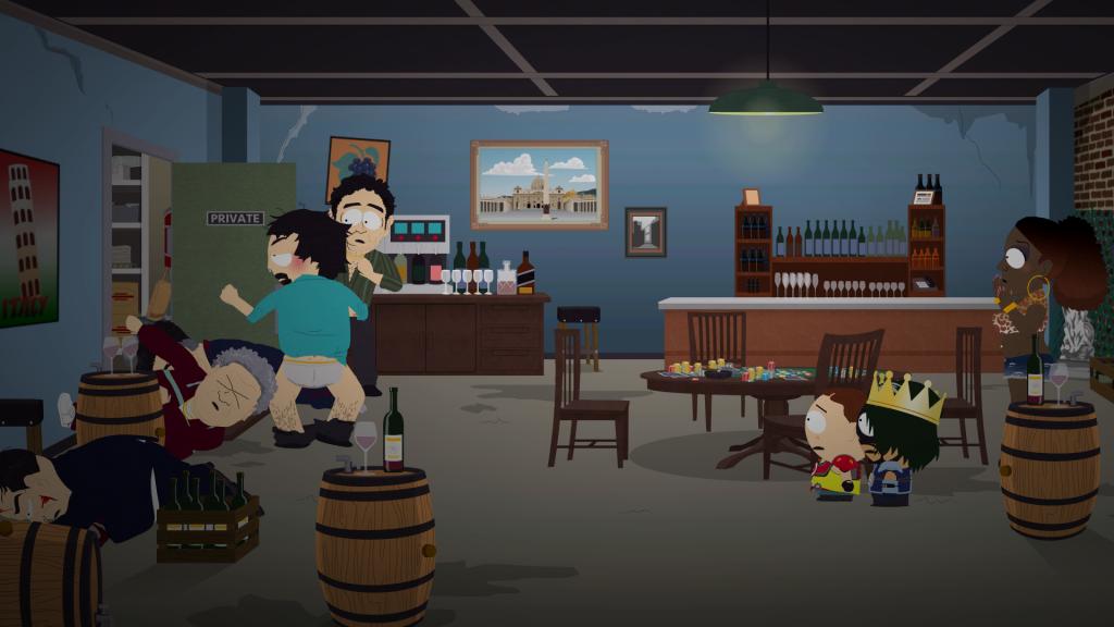 L'Annale du Destin sort une démo gratuite — South Park