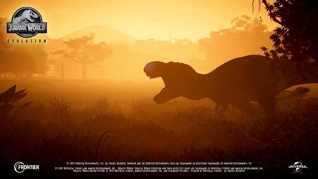 Une première vidéo de gameplay pour Jurassic World Evolution
