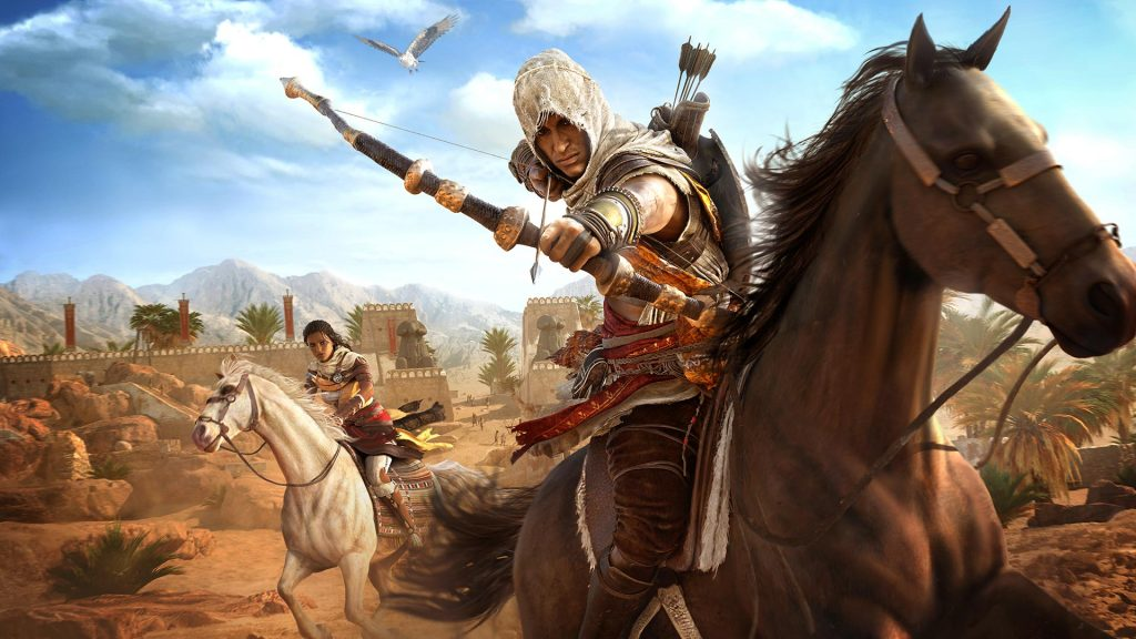 Assassin's Creed Origins : L'extension The Hidden Ones arrive la semaine prochjaine