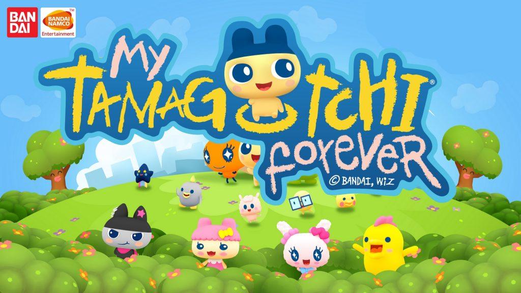 My Tamagotchi Forever sera bientôt disponible dans l'App Store