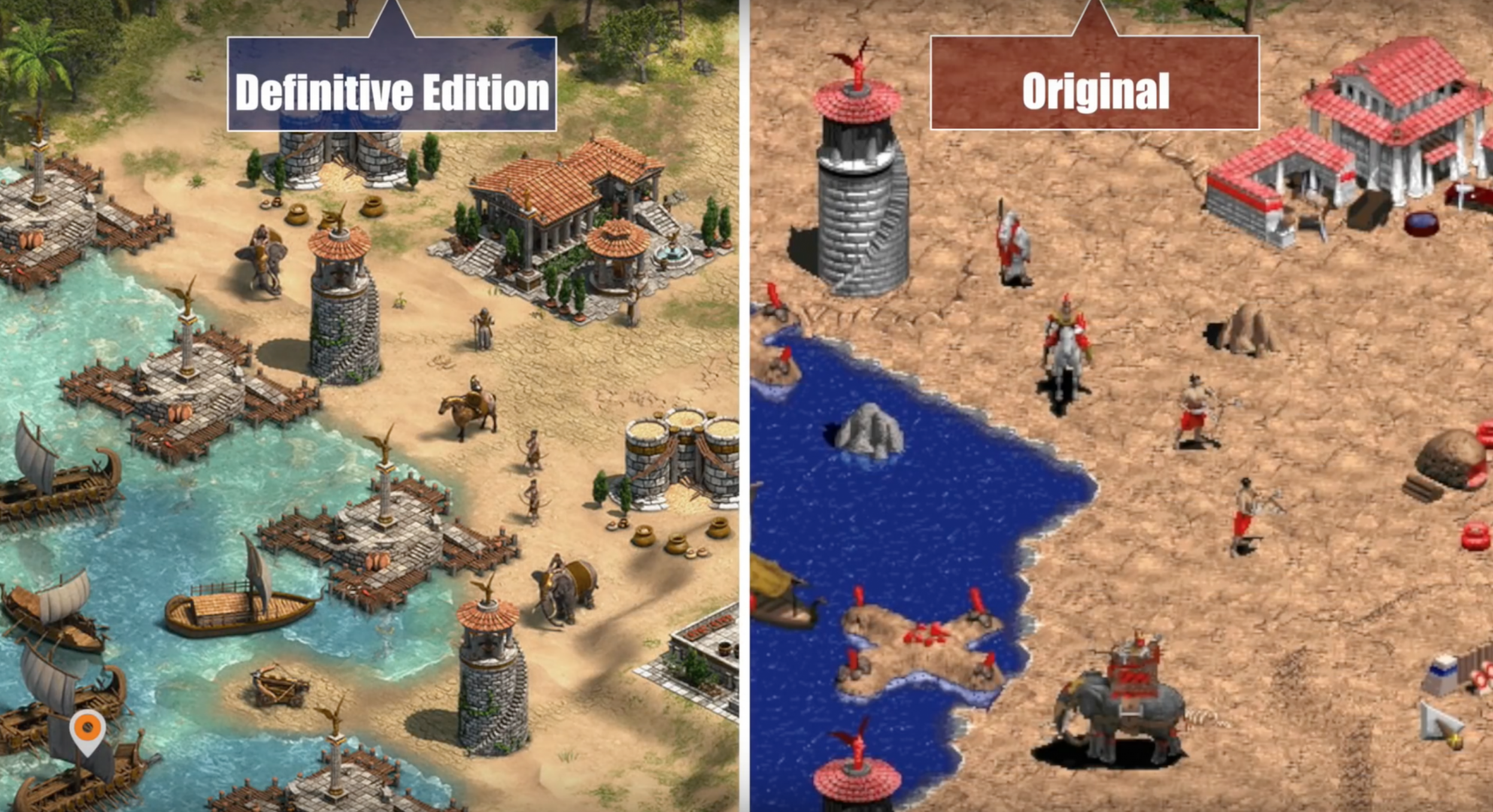 Definitive Edition débarque en février — Age of Empires