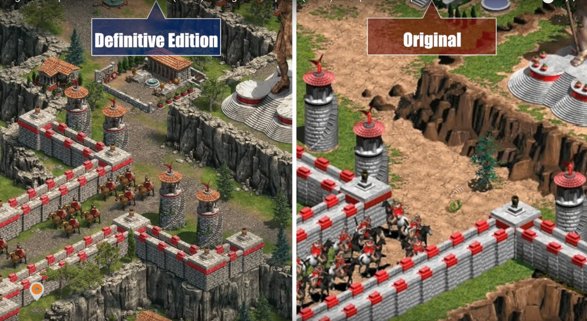 Age of Empires : Definitive Edition débarque en février