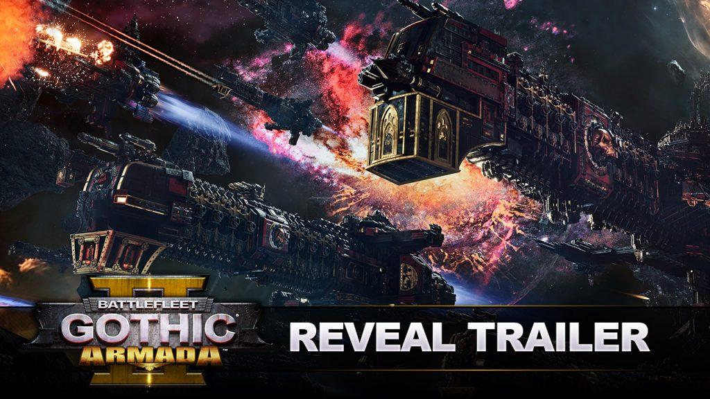 Armada 2 annoncé chez Focus — Battlefleet Gothic