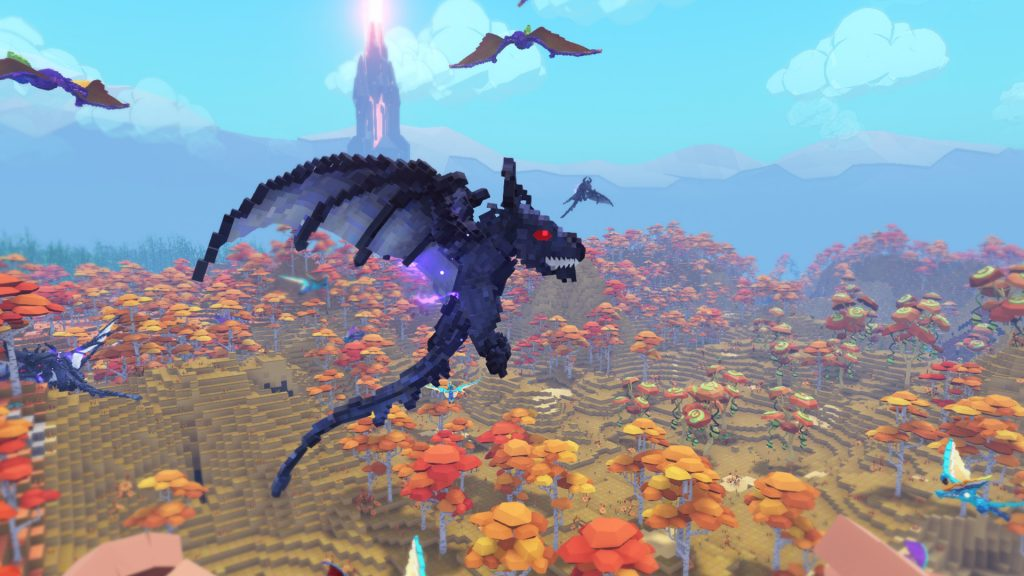 PixARK, mélange entre Minecraft et Ark: Survival Evolved, annonce son Early Access
