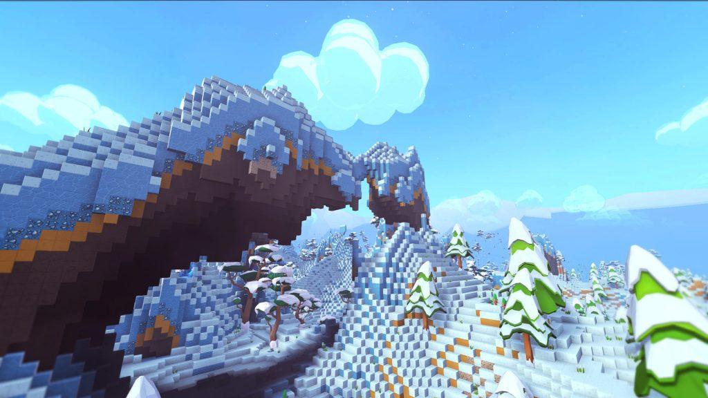 PixARK ou la chasse aux dinosaures dans un monde à la Minecraft