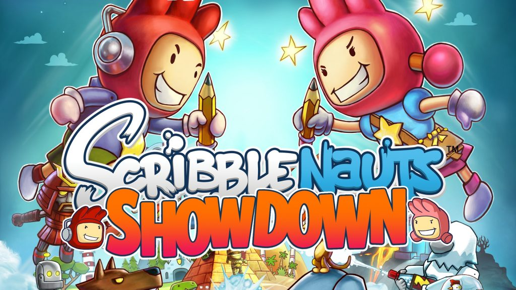 Un jeu Scribblenauts Showdown enregistré sur PS4, Xbox One et Switch