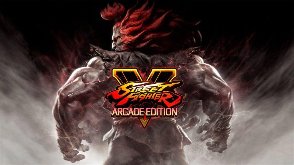 Arcade Edition se lance en vidéo — Street Fighter V