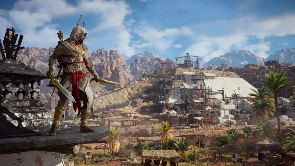 Assassin's Creed Origins : The Hidden One débarque