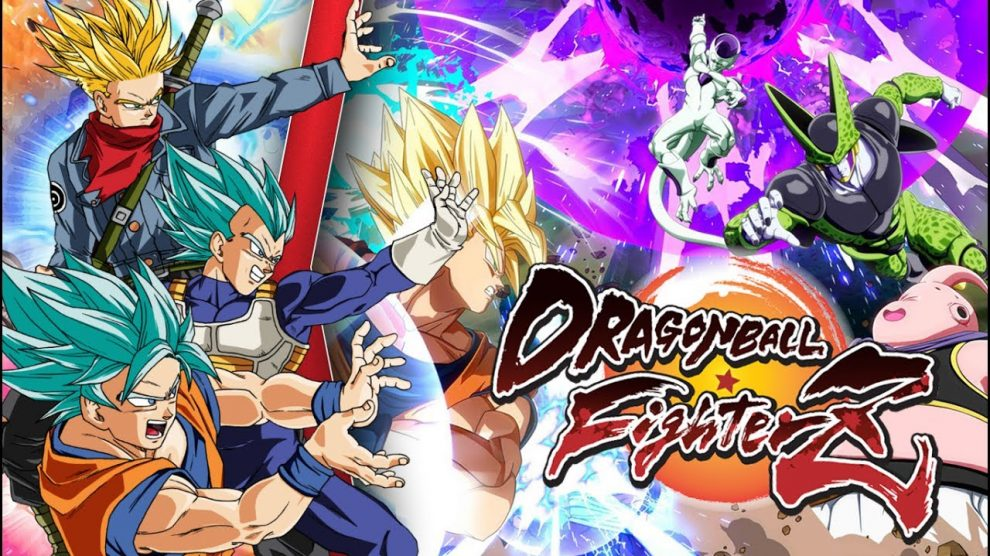 Dragon Ball FighterZ : trailer pour Goku Black