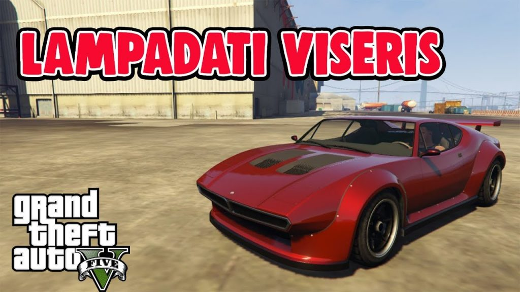 GTA 5 Online: la Lampadati Viseris maintenant disponible et d'autres bonus !