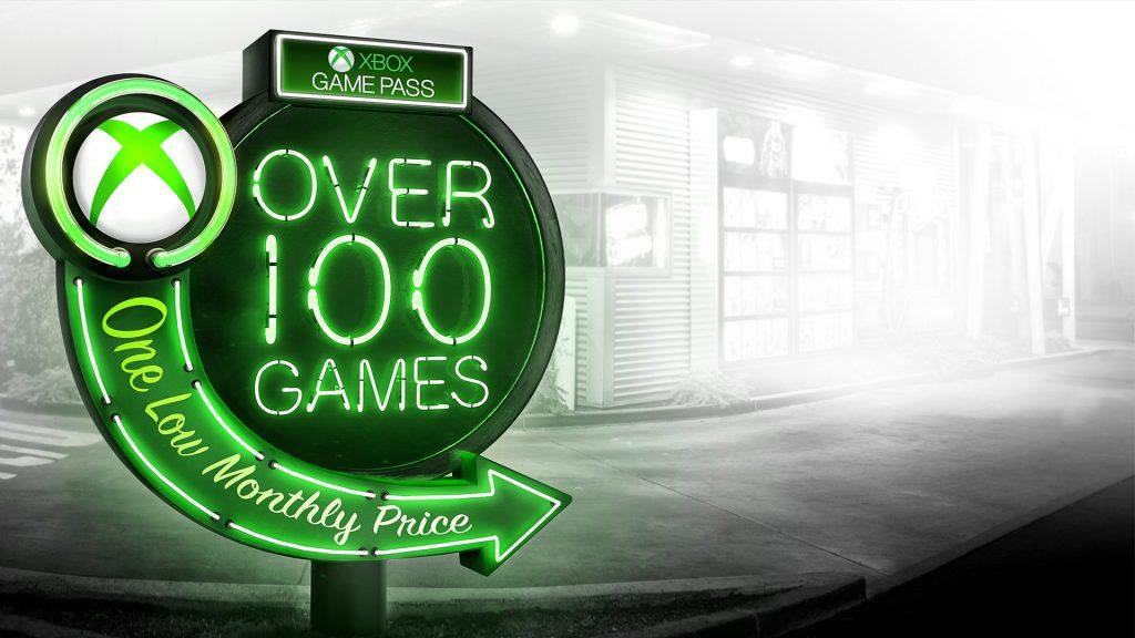 Le Xbox Game Pass s'enrichit des derniers jeux exclusifs de Microsoft