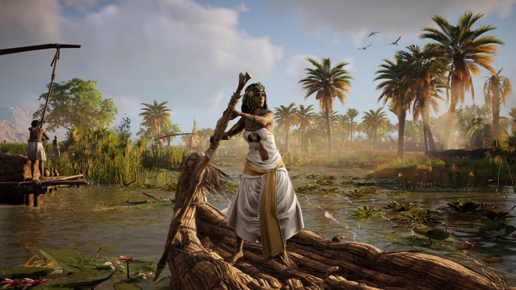 Assassin's Creed Origins - Le DLC The Curse of the Pharaohs a pris du retard