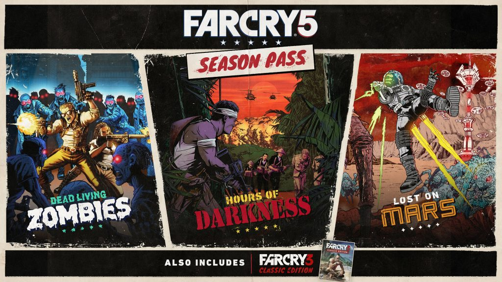 Far Cry - Season Pass du 5, retour du 3
