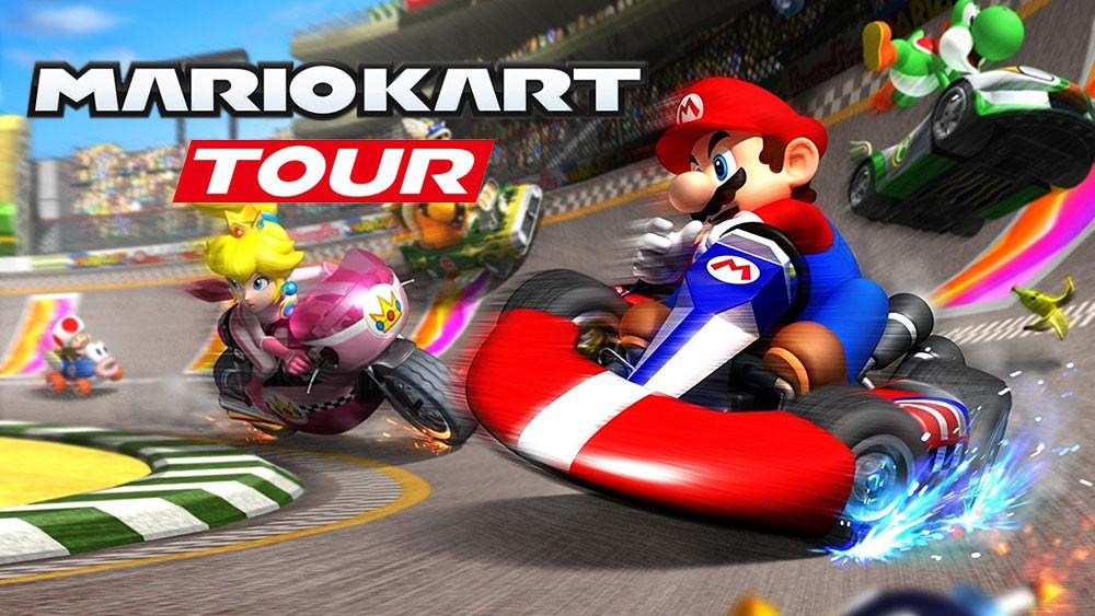 Le jeu Android de Nintendo sera gratuit — Mario Kart Tour