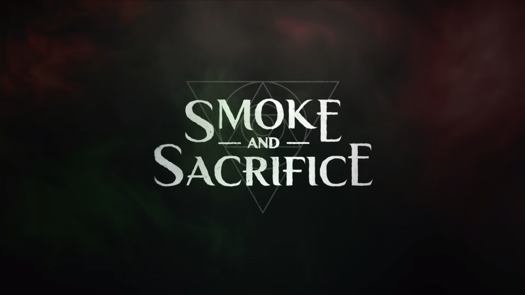 Smoke and Sacrifice, le Survival RPG sera disponible cette année !