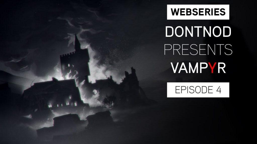 Vampyr obtient une date de sortie