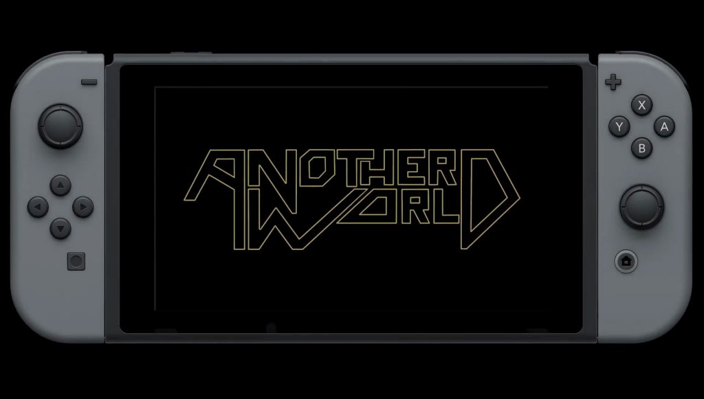Another World annoncé pour le printemps sur Nintendo Switch