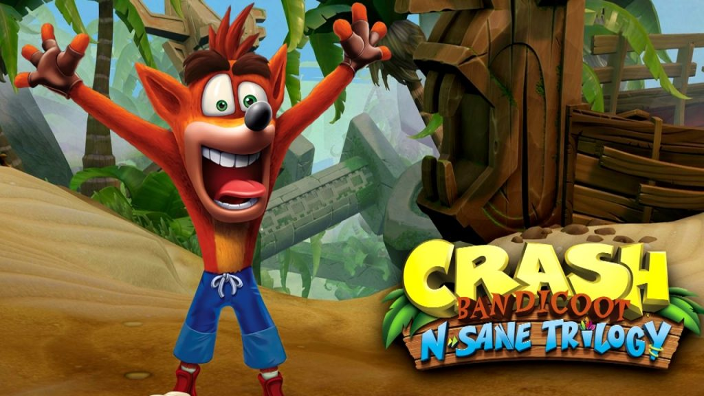 Crash Bandicoot N.Sane Trilogy : Officialisé sur Switch lors du Nintendo Direct