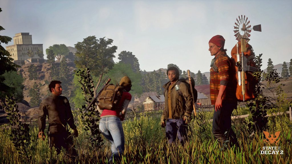 State of Decay 2 : pas de micro-transactions
